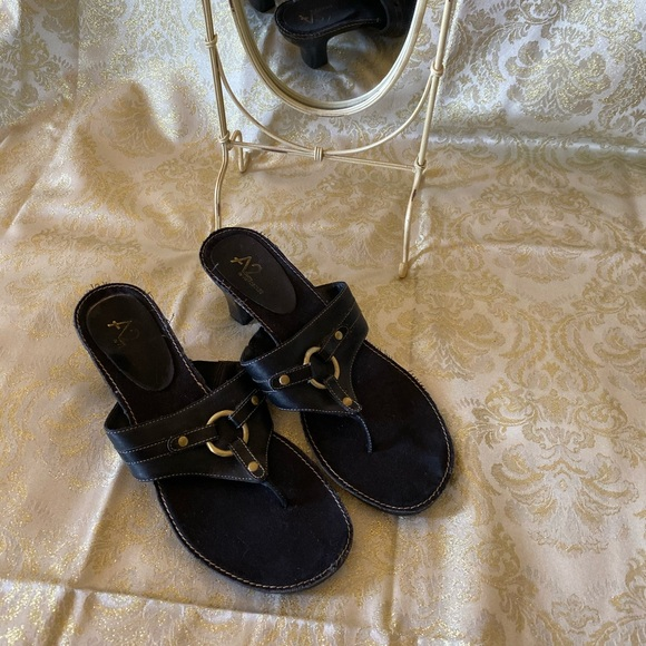A2 By Aerosoles Shoes - A2 slip on sandals.